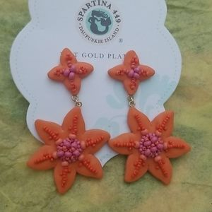 New Spartina earrings